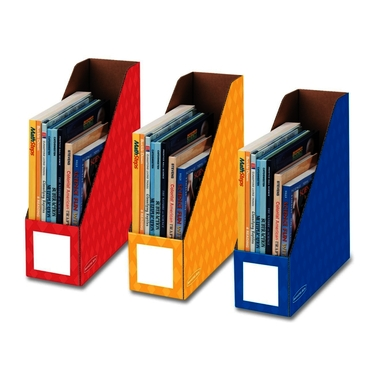 Cascade School Supplies Fascinating Bankers Box Magazine Holders